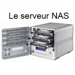serveur NAS de sauvegarde de fichiers