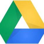 sauvegarde de données google drive